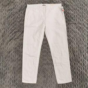 Gap | Broken In Straight Linen Pants